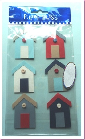 Paper Bliss beach Huts