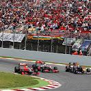 HD Wallpapers 2010 Formula 1 Grand Prix of Spain