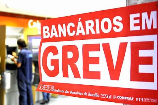 Bancários Greve Nacional para o dia 30/09/2014