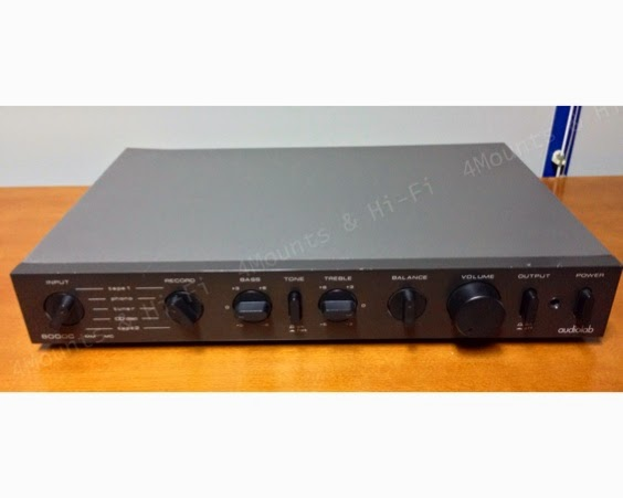 AUDIOLAB 8000 C - PRE AMPLIFIER - USED