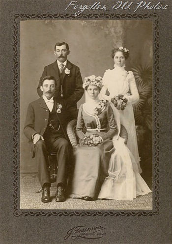 Pr Wedding 1914 photo three
