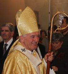 Mons. Luis Augusto Castro
