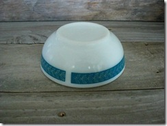grecian bluegrass pyrex tableware