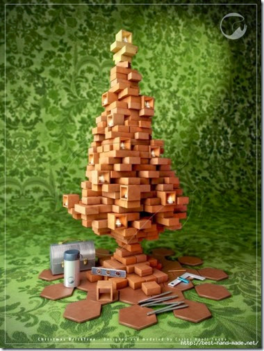 Arboles de Navidad cosasparanavidad blogspot (12)