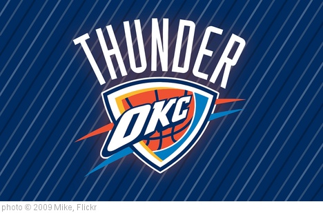 'Oklahoma City Thunder' photo (c) 2009, Mike - license: http://creativecommons.org/licenses/by-sa/2.0/