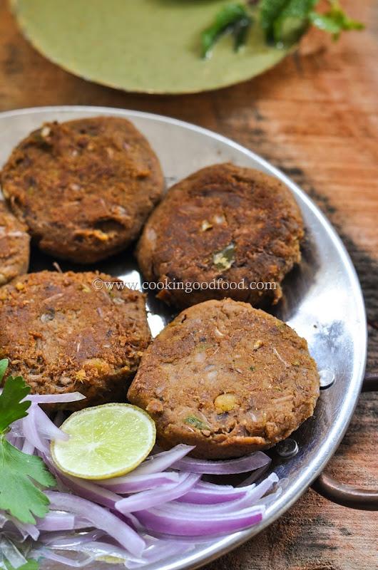 Foodelicious- Vegetarian Galauti Kabab