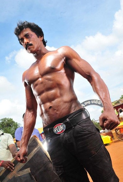 Sunil with six pack body for his new film inews sunil with six pack body for his new film altavistaventures Gallery