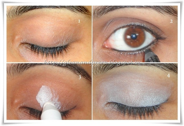 Eye Prep Pictorial