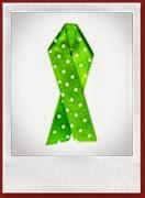 Making Mental Health Positive Awareness Ribbon 2