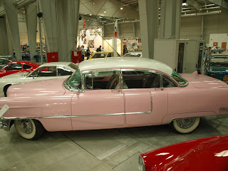 Cadillac Fleetwood,model 1955, silnik V8 o poj. 5,4l. i mocy 210KM