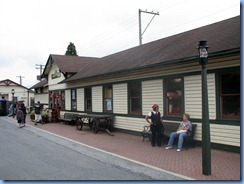 1730 Pennsylvania - Strasburg, PA - Strasburg Rail Road Model trains building