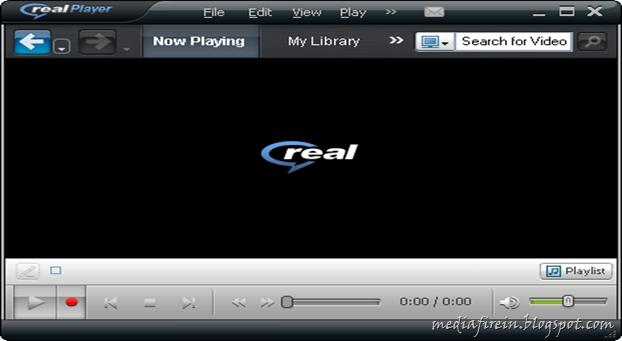 RealPlayer (2013) , Version 16.0.1.18 - Free download