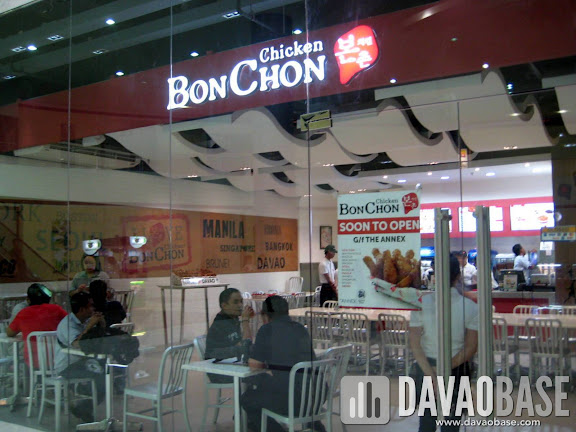 BonChon Chicken during the Media Day, a few days before its very busy soft opening