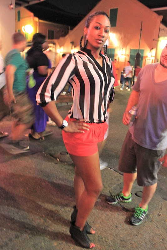 pretty referee
