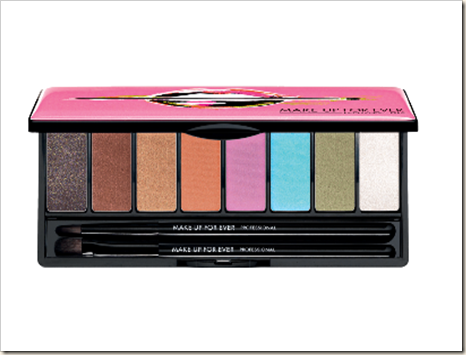 Arty Blossom Palette da Make Up For Ever