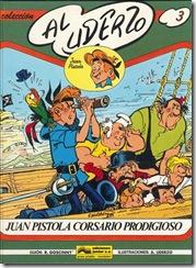 P00003 - Coleccion  Al Uderzo  - J