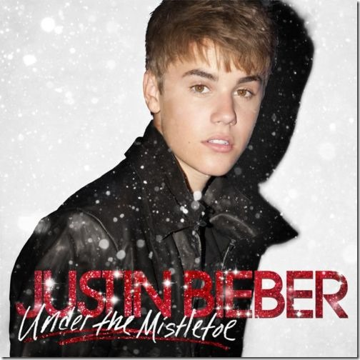 cover under the mistletoe - justin bieber