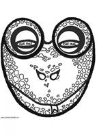 máscara rana (3)