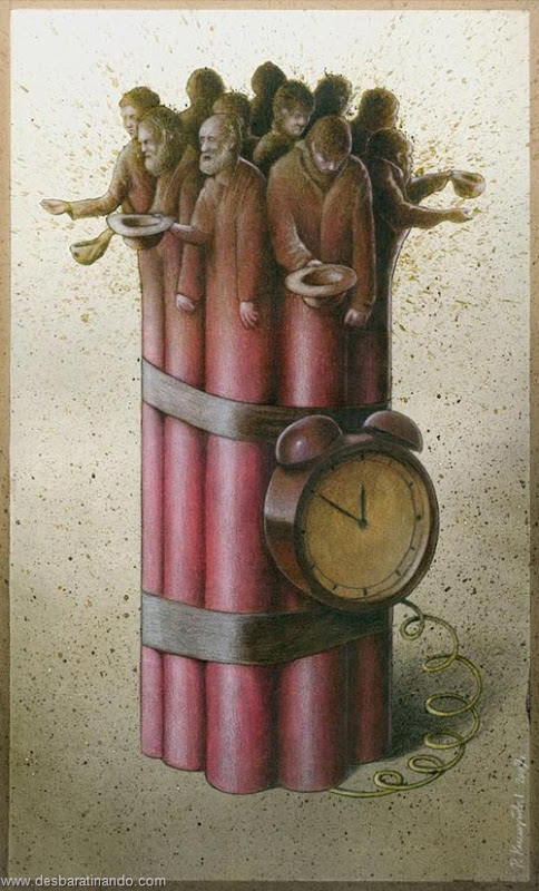 satira arte Pawel Kuczynski desbaratinando (11)