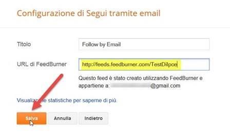 feedburner-segui-tramite-email