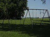 """Swing Set"" - copyright Mary Stone"