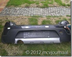 Sandero parkeersensoren inbouwen 13