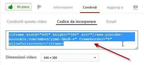 codice-youtube