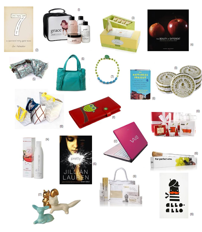 holiday gifts for moms 2011
