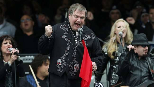 ... as your last performance...which makes Meat Loaf a complete amatuer!