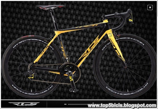TTR17 Aguila Limited Edition RTS