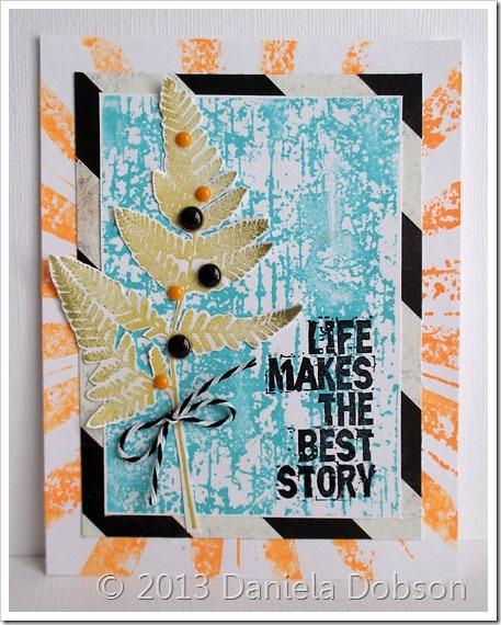 Life by Daniela Dobson