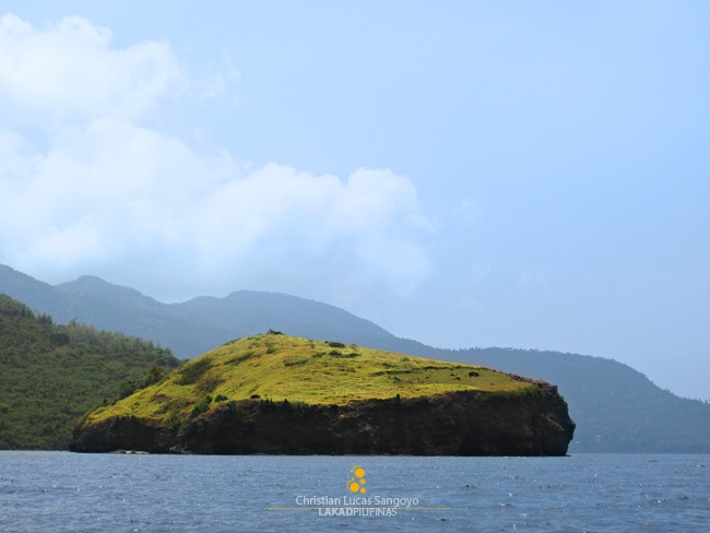 A View of Puyo Island in Banton, Romblon