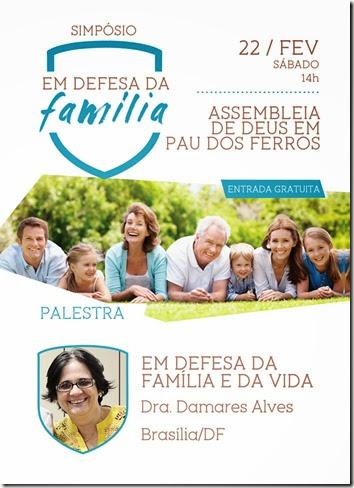 I SIMPOSIO EM DEFESA DA FAMILIA