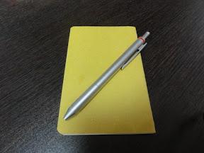 ロットリングマルチペンをカスタマイズ