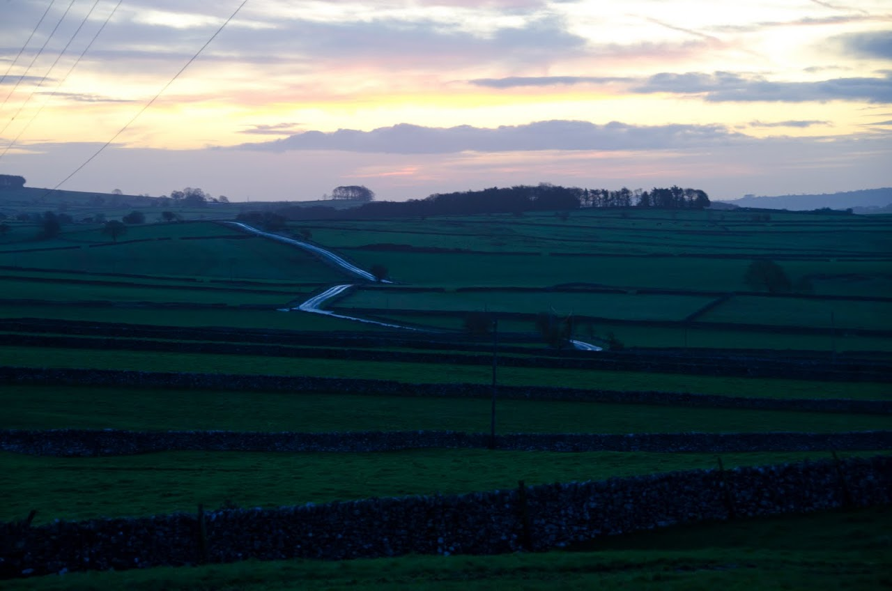 Views of the Peak District