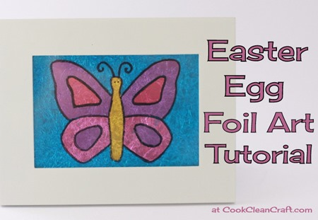Easter Egg Foil Art Tutorial (6)