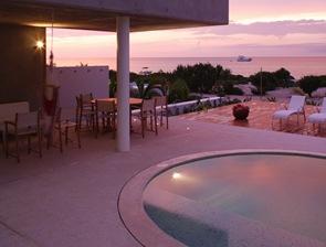 lujosa casa de playa en mexico