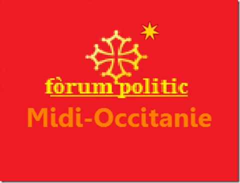 còrs d'Occitània Midi-Occitanie fòrum politic