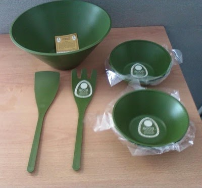 Accalac 7 piece salad set