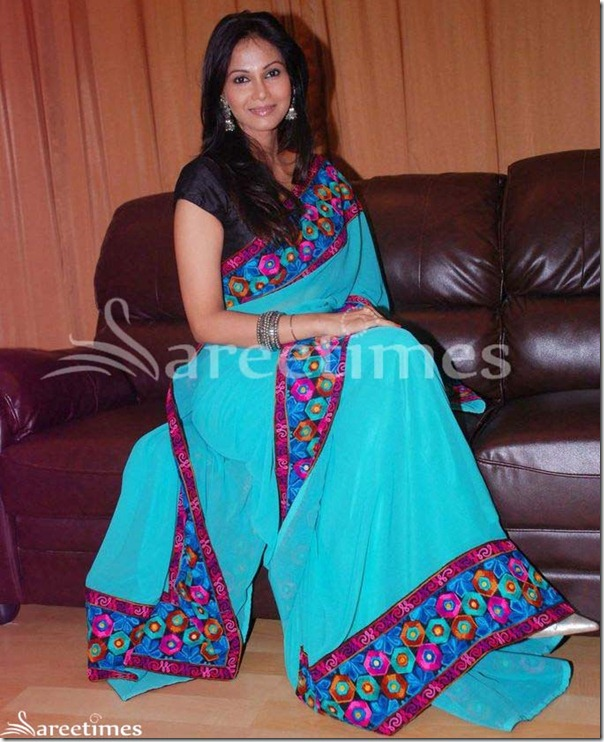 Blue_Designer_Georgette_Saree(1)