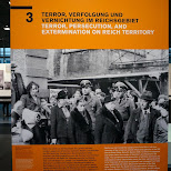 terror & presection at Topography of Terror in Berlin in Berlin, Berlin, Germany
