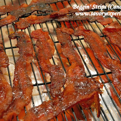 Beggin' Strips (Candied Bacon for Humans)