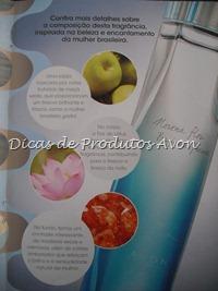 Descrição da fragrância Morena Flor Beijo de Frescor