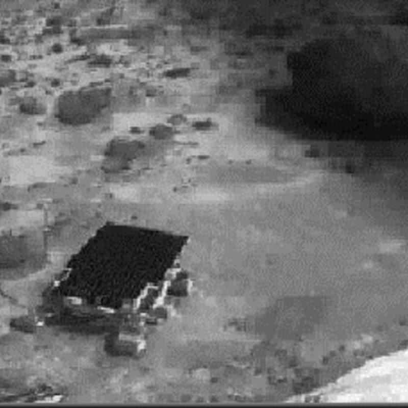 Missão Mars Pathfinder – Sombra de UFO? Pegadas?