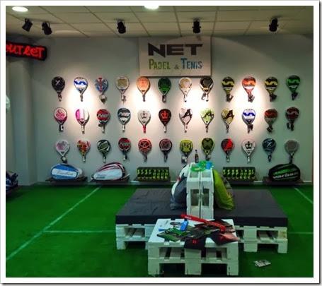 El pasado jueves, 31 de octubre, tuvo lugar la inauguración de la tienda Net Pádel & Tenis, ubicada en la localidad de Martos en Jaén