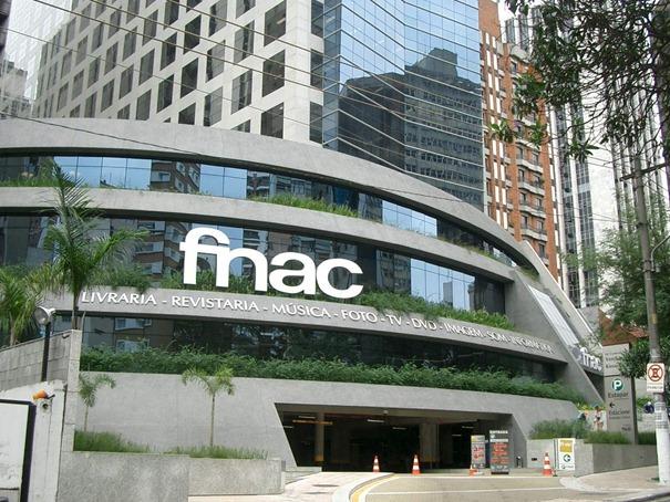FNAC Avenida Paulista, 901, Bela Vista, São Paulo-SP