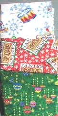 2011 advent fabric calendar fabrics1