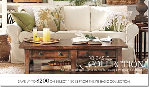 pottery barn basic