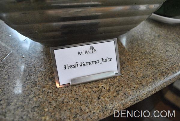 Acacia Hotel Manila Breakfast Buffet 28