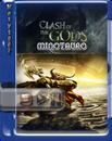 la batalla de lso dioses - minotauro
